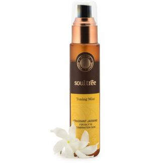 Tónico Facial de Jazmín SoulTree - 75 ml.