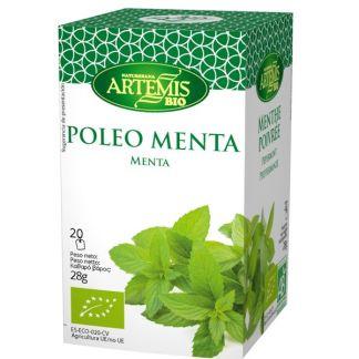 Menta Poleo Artemis Herbes del Molí - 20 bolsitas