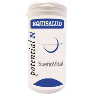 SueñoVital Equisalud - 60 cápsulas