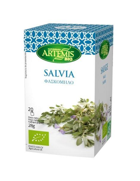 Salvia Artemis Herbes del Molí - 20 bolsitas