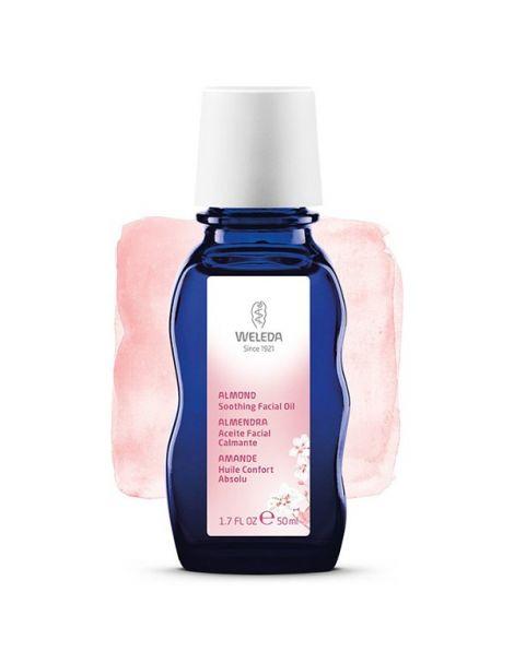 Aceite Facial Calmante de Almendra Weleda - 50 ml.
