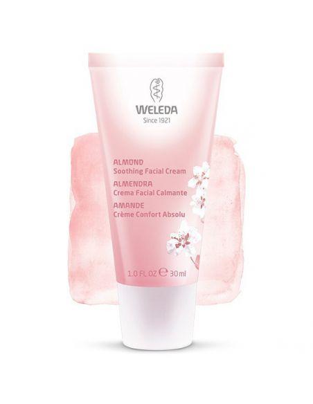 Crema Facial Calmante de Almendra Weleda - 30 ml.