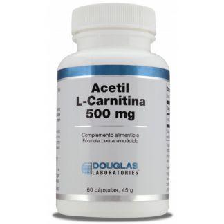 Acetil-L-Carnitina Douglas - 60 cápsulas