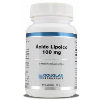 Ácido Lipoico Douglas - 60 cápsulas