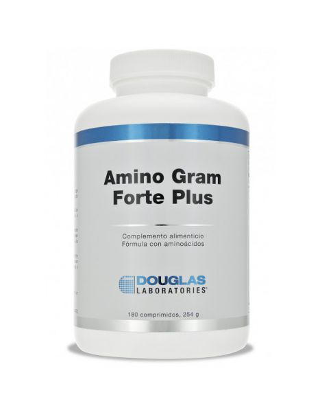 Amino Gram Forte Plus Douglas - 180 comprimidos
