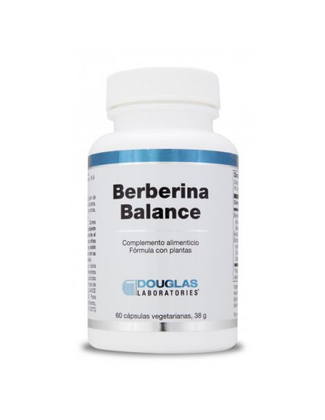 Berberina Balance Douglas - 60 cápsulas