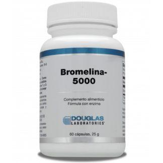 Bromelina Douglas - 60 cápsulas