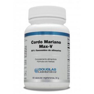Cardo Mariano Max-V Douglas - 60 cápsulas