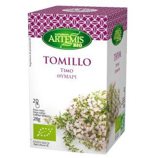 Tomillo Artemis Herbes del Molí - 20 bolsitas