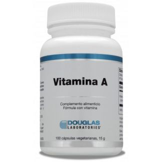Vitamina A 4000 UI Douglas - 60 cápsulas