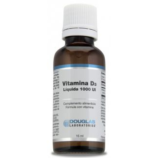 Vitamina D3 1000 UI Douglas - 15 ml.