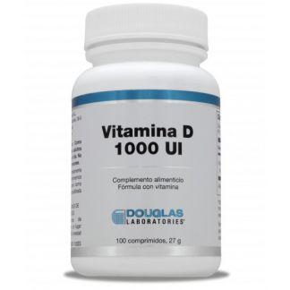 Vitamina D3 1000 UI Douglas - 100 comprimidos
