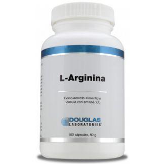 L-Arginina 700 mg Douglas - 100 cápsulas