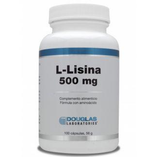 L-Lisina Douglas - 100 cápsulas
