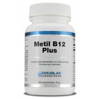 Metil B12 Plus Douglas - 90 comprimidos