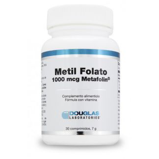 Metil Folato (Metafolin) Douglas - 30 comprimidos