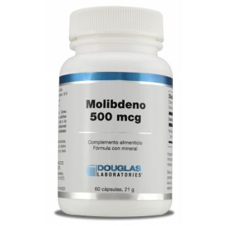 Molibdeno Douglas - 60 cápsulas