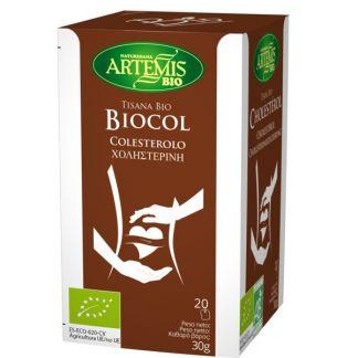 Biocol-T Bio Artemis Herbes del Molí - 20 bolsitas