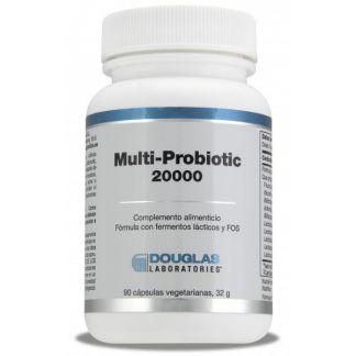 Multi-Probiotic 20000 Millones UFC Douglas - 90 cápsulas