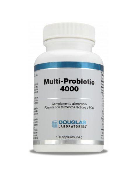 Multi-Probiotic 4000 Millones UFC Douglas - 100 cápsulas