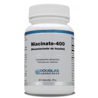 Niacinato Douglas - 60 cápsulas