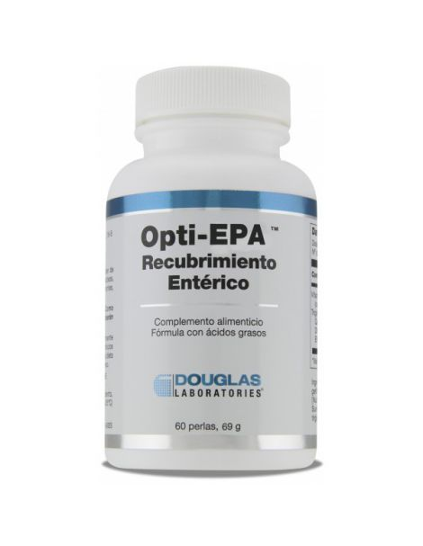 Opti-EPA (Recubrimiento entérico) Douglas - 60 perlas