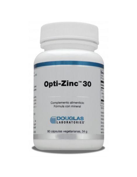 Opti-Zinc Douglas - 90 cápsulas