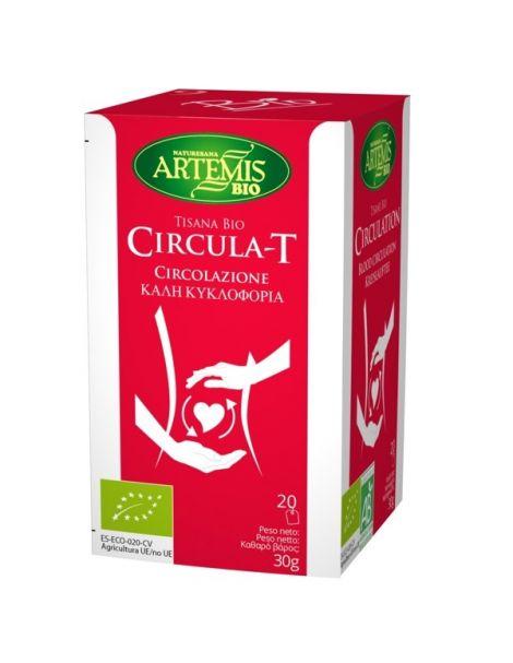 Circula-T Bio Artemis Herbes del Molí - 20 bolsitas