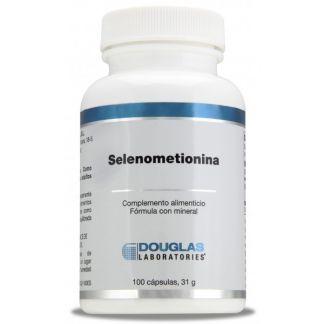 Selenometionina Douglas - 100 cápsulas