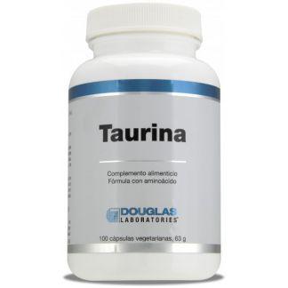 Taurina Douglas - 100 cápsulas