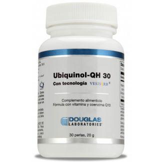 Ubiquinol-QH 30 Douglas - 30 perlas
