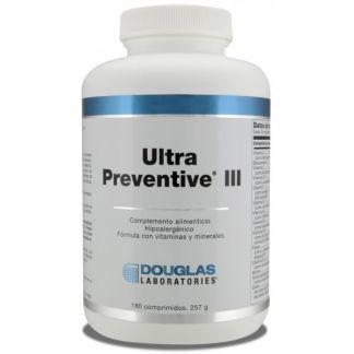 Ultra Preventive III Douglas - 180 comprimidos