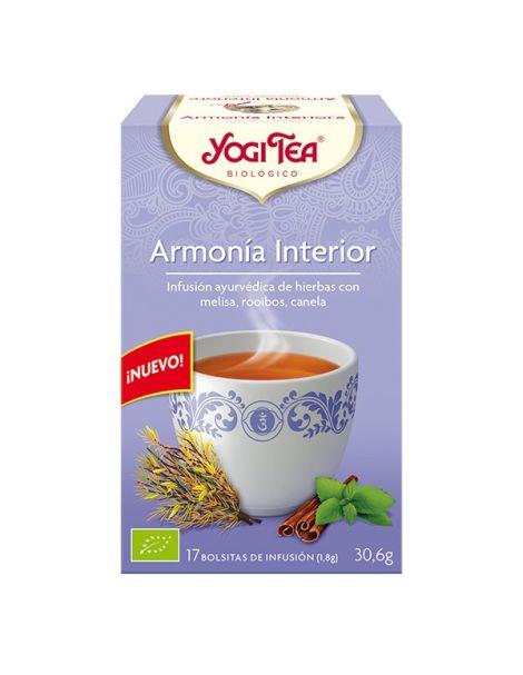 Yogi Tea Armonía Interior - 17 bolsitas