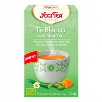 Yogi Tea Té Blanco - 17 bolsitas