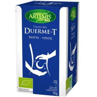 Duerme-T Bio Artemis Herbes del Molí - 20 bolsitas