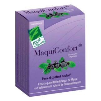 MaquiConfort Cien por Cien Natural - 30 cápsulas