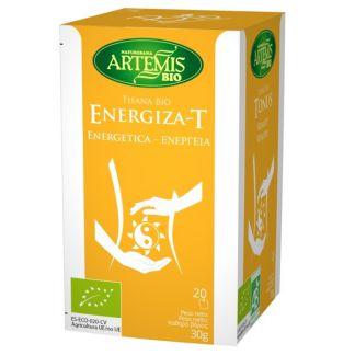 Energiza-T Bio Artemis Herbes del Molí - 20 bolsitas