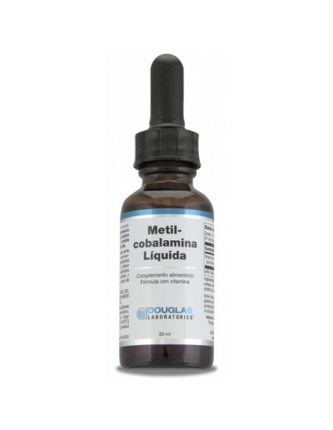 Metil Cobalamina Douglas - 30 ml.