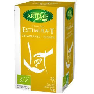 Estimula-T Bio Artemis Herbes del Molí - 20 bolsitas