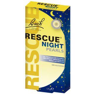 Remedio Rescate Noche (Rescue Remedy) Flores Dr. Bach - 28 perlas