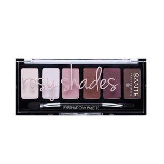 Sombra de Ojos Paleta 6 Colores 02 Rosy Sante - 6 gramos