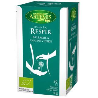 Respir Bio Artemis Herbes del Molí - 20 bolsitas