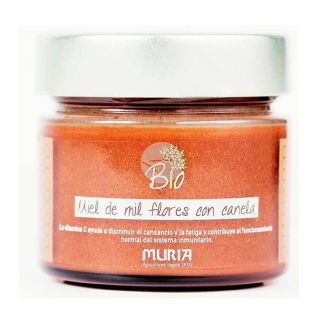 Miel con Canela Eco Muria - 250 gramos