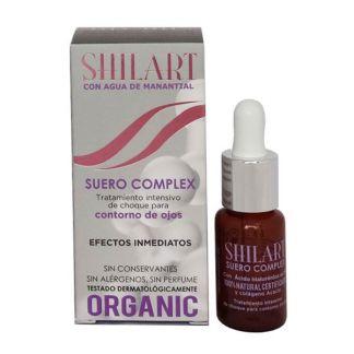 Suero Complex Contorno de Ojos Shilart - 15 ml.