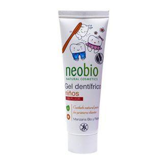 Dentífrico Gel para Niños Neobio - 50 ml