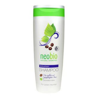 Champú Volumen Neobio - 250 ml.