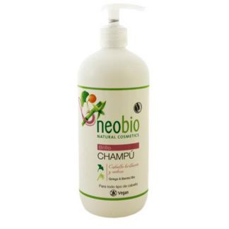 Champú Brillo Neobio - 500 ml.