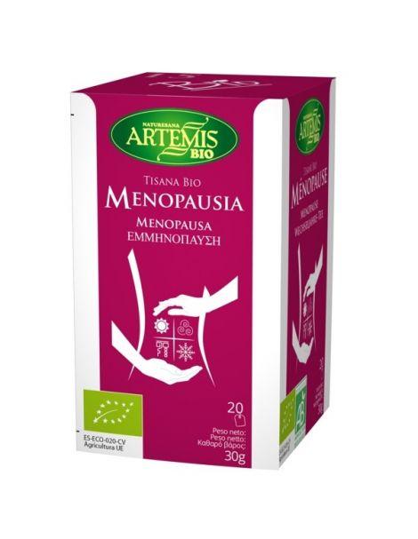Menopausia Bio Artemis Herbes del Molí - 20 bolsitas