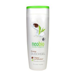 Gel de Ducha Energy Neobio - 250 ml.