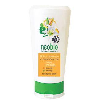 Acondicionador Capilar Brillo y Reparación Neobio - 150 ml.